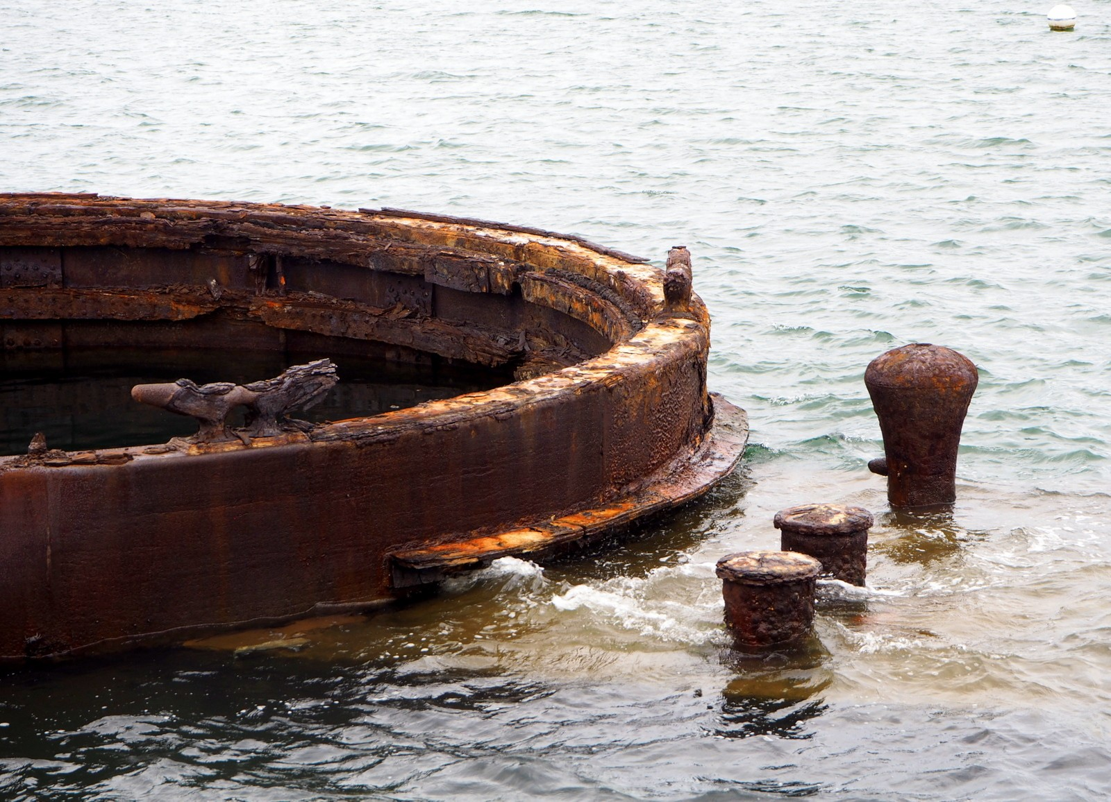 USS Arizona Pearl Harbour