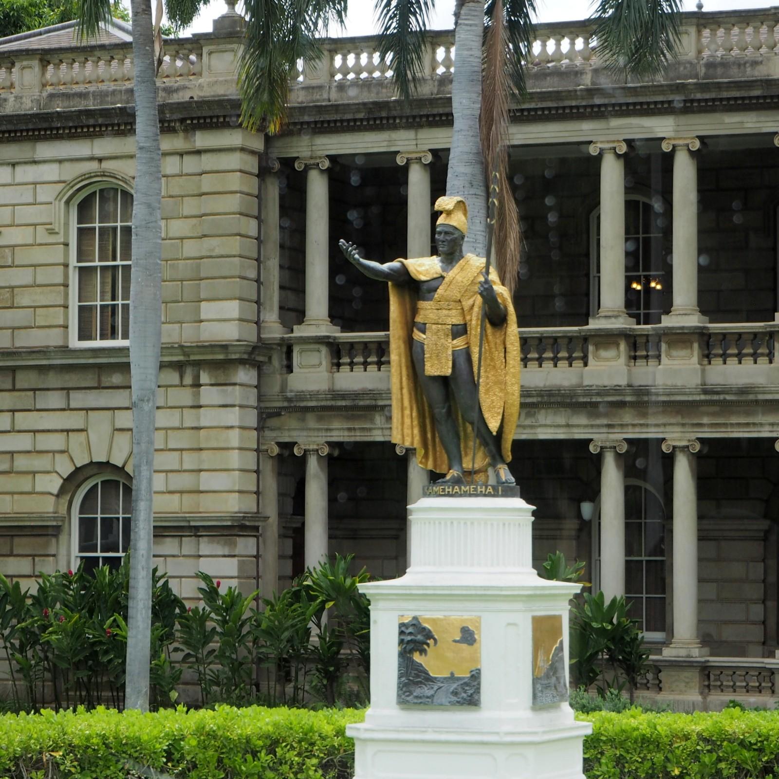 Kamehameha I Honolulu