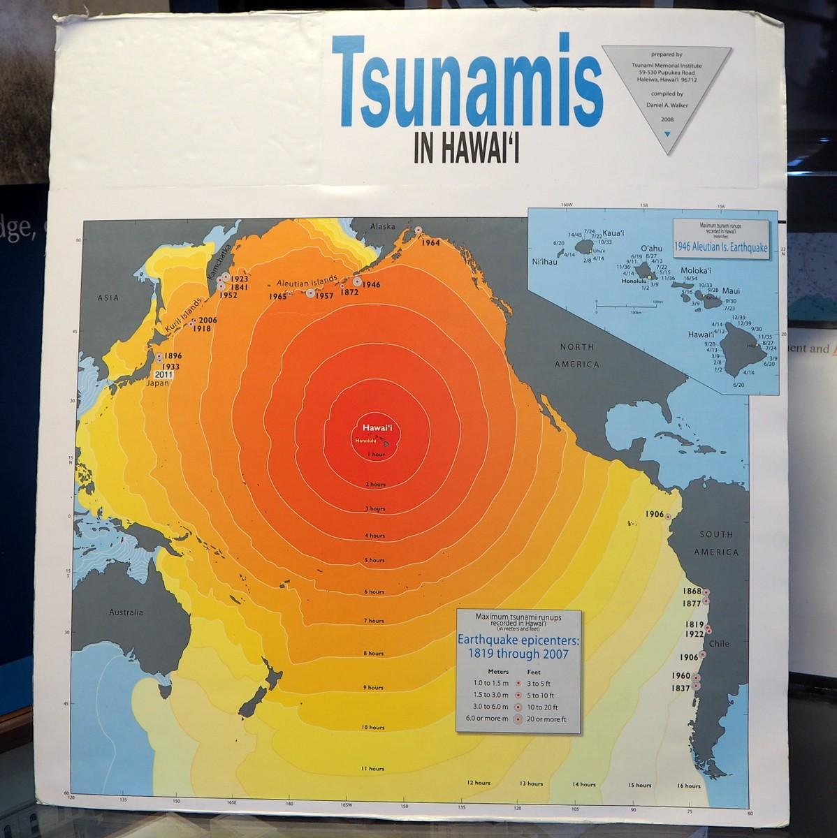 Tsunami Museum Hilo Hawaii