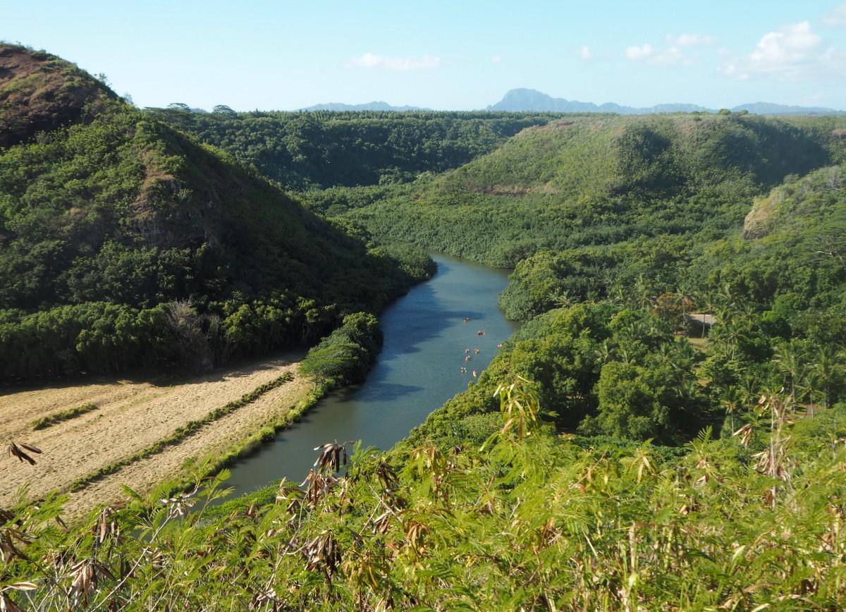 Waimea River Kauai
