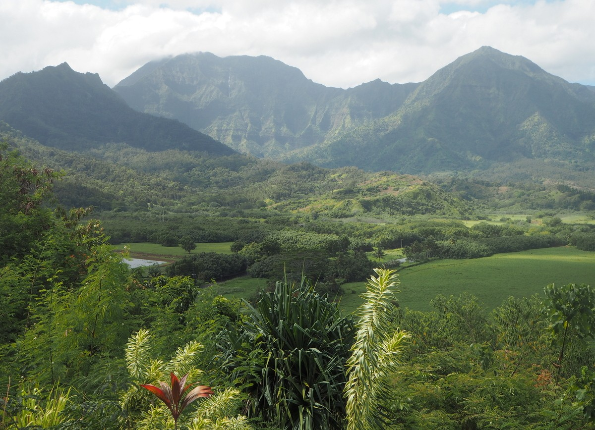 Hanalei Kauai Havaiji