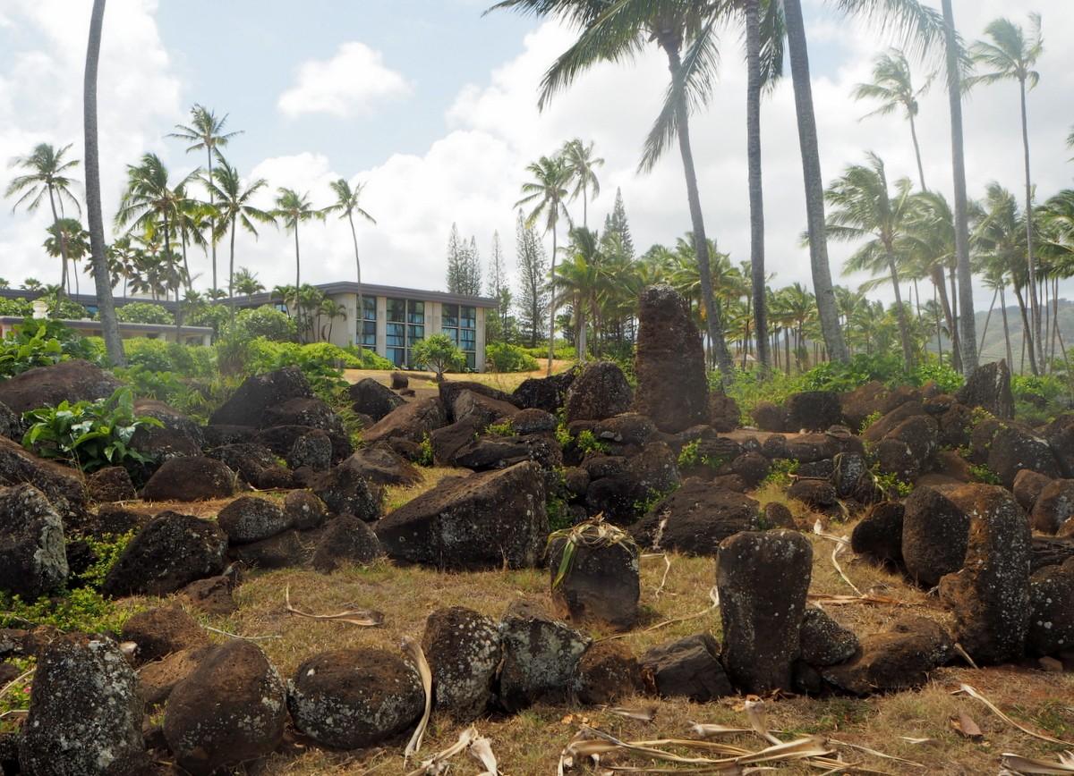 Lydgate Beach Kauai Havaiji