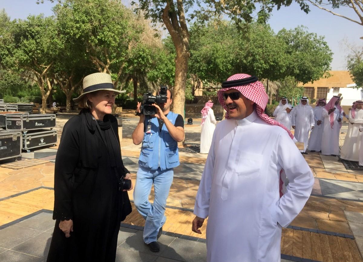 Riad Prince Sultan ibn Salman bin Abdulaziz