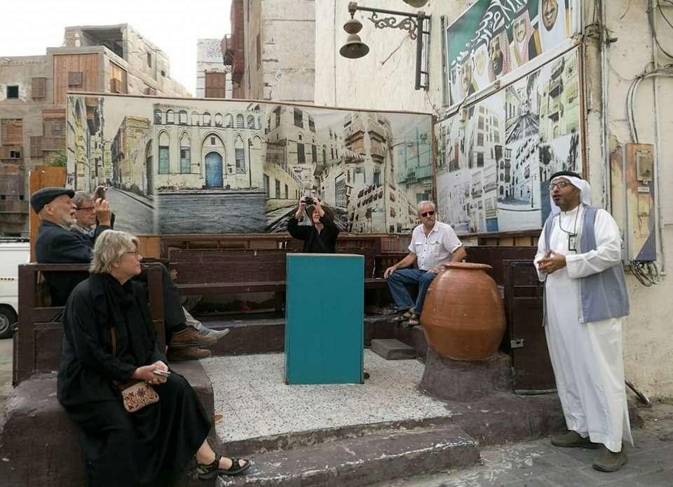 Jeddan vanha kaupunki Historiallinen Jedda