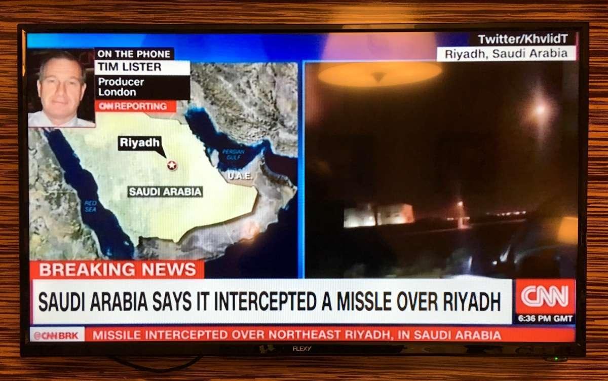 Saudi-Arabia uutisissa marraskuu 2017