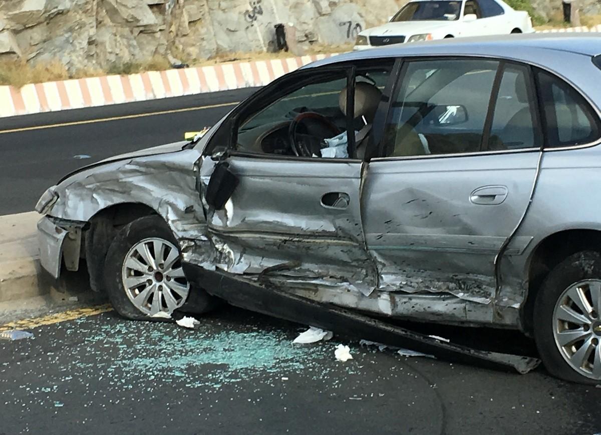 Taif liikenneonnettomuus