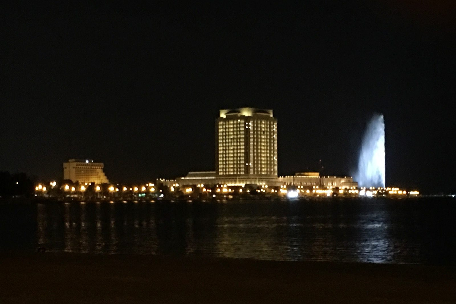 Jeddah by night