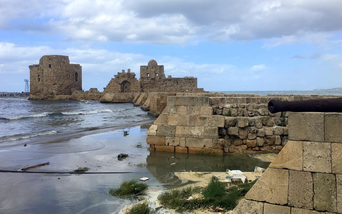 Libanon Sidon Merilinnoitus