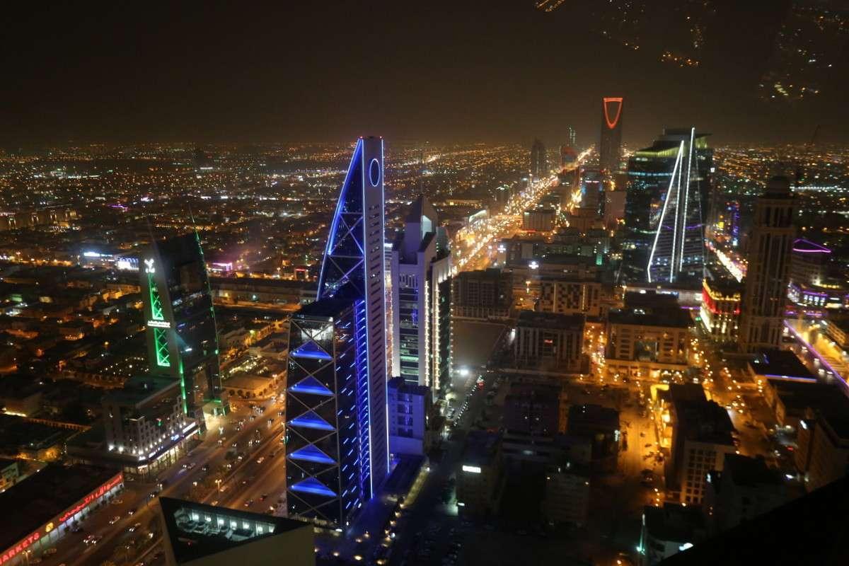 Riadin yössä
