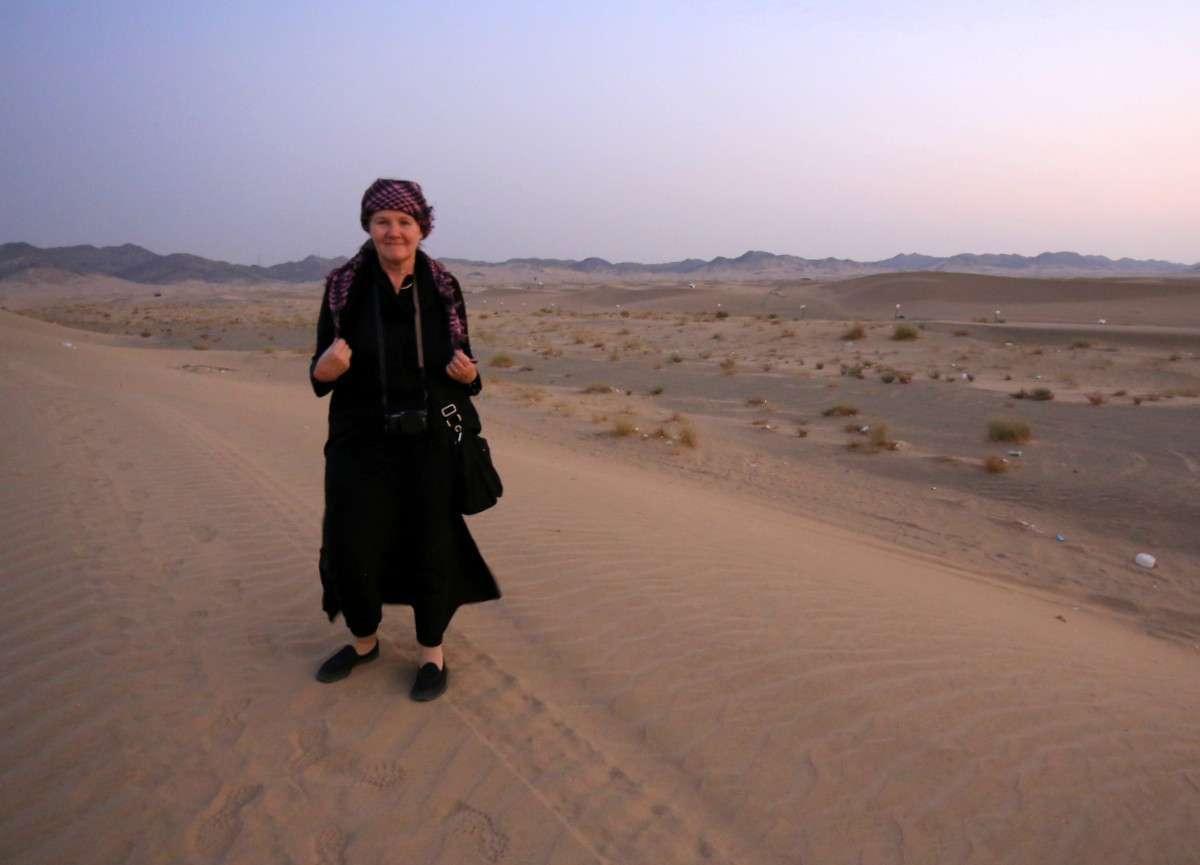 Jedda aavikolla