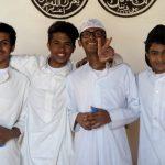 Tres Hombresin matkassa Saudi-Arabiaan