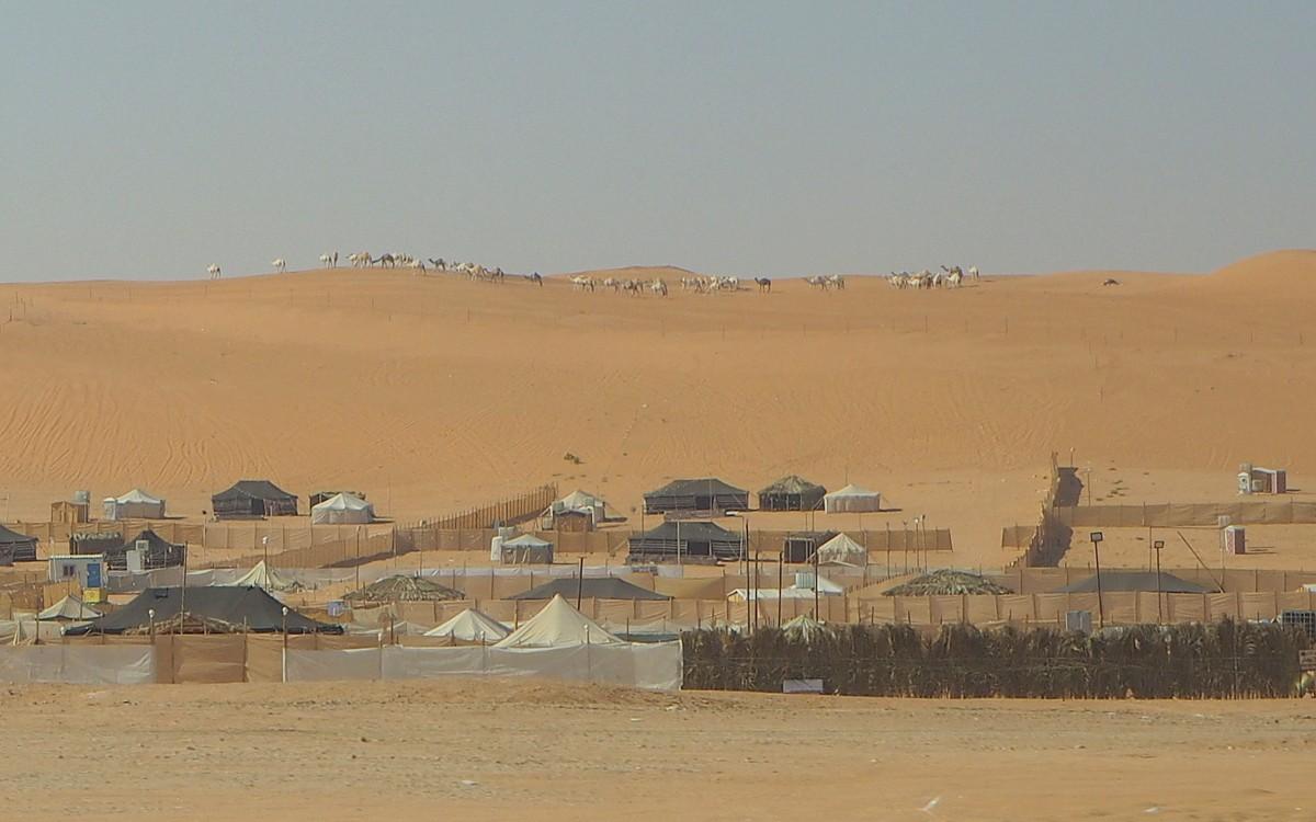 Viikonloppuleirejä ja kameleita Riad Saudi-Arabia