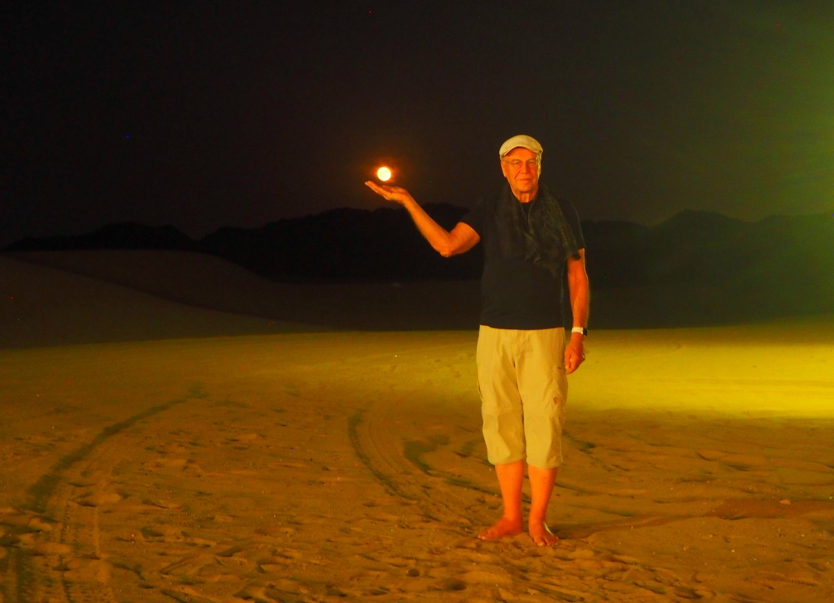 Jeddah aavikolla