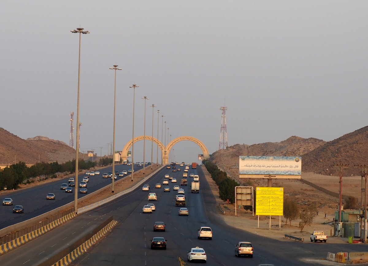 Mekka Saudi-Arabia