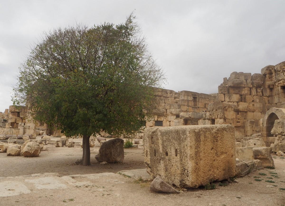 Baalbeck Libanon