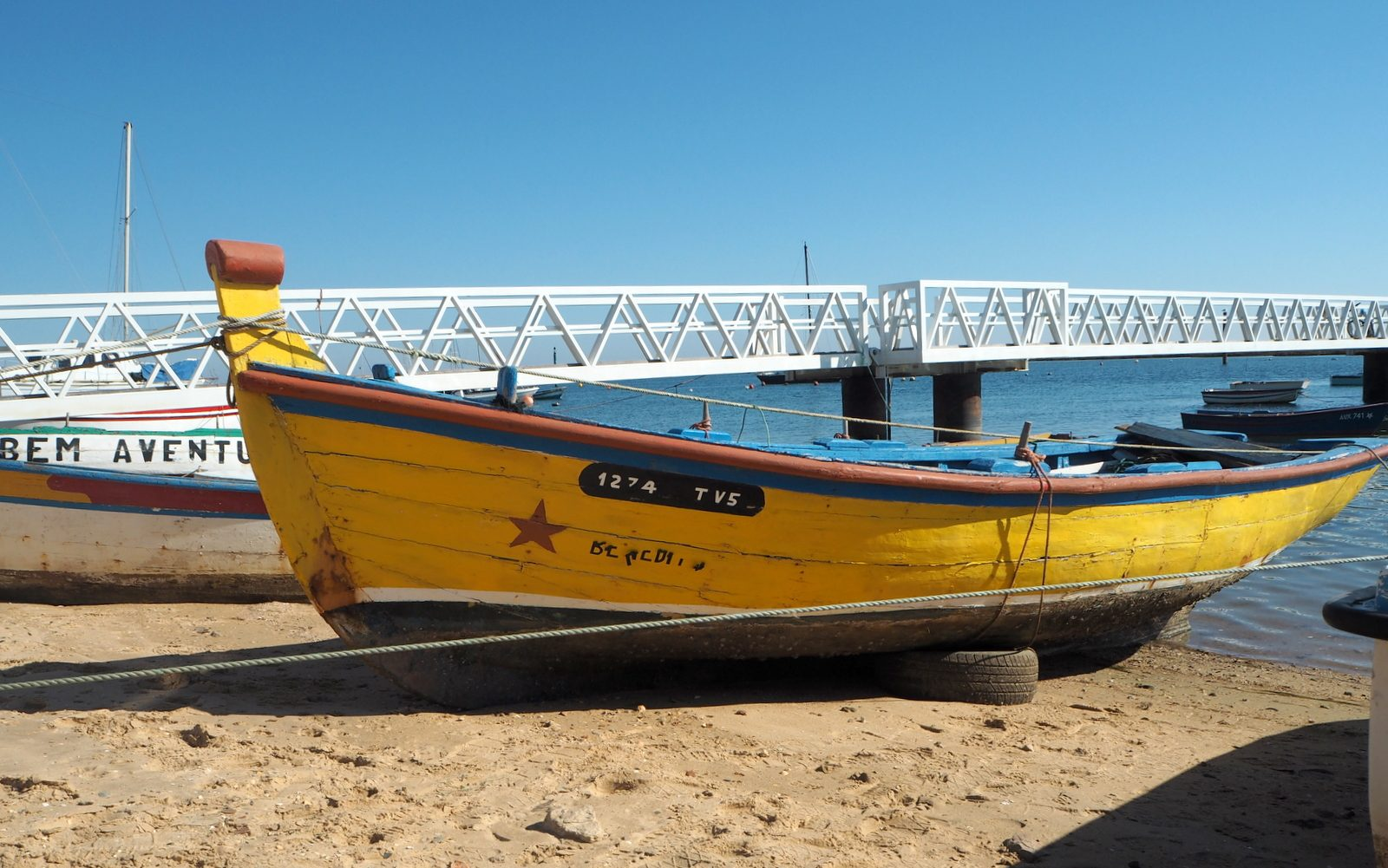 Tavira Portugali