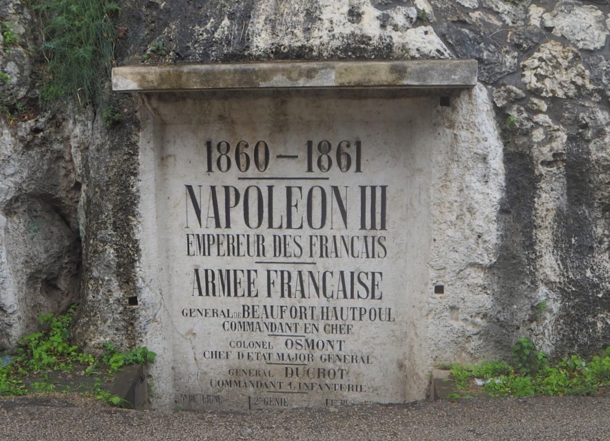Napoleon Libanon