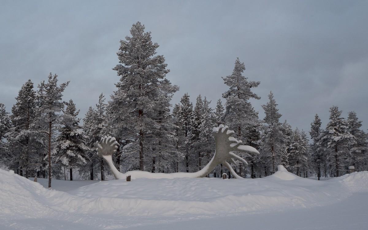 Kakslauttanen Art Arctic