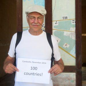 Kambodza 100 maata