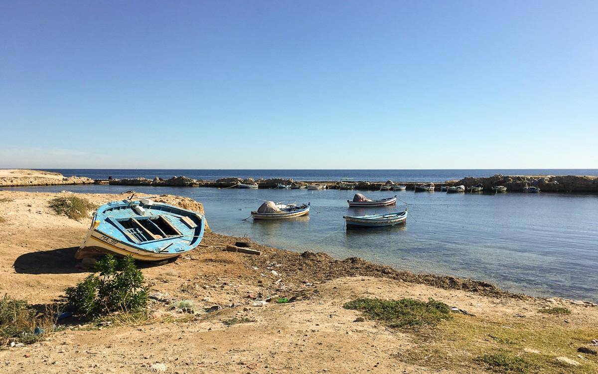 Mahdia Cap Africa