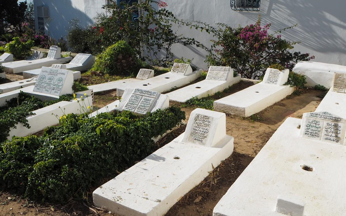Sidi Bou Said hautausmaa