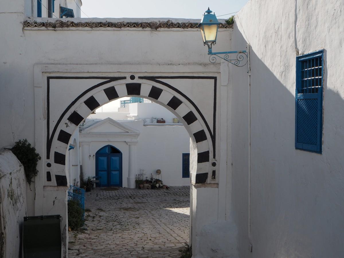 Sidi Bou Said ovet