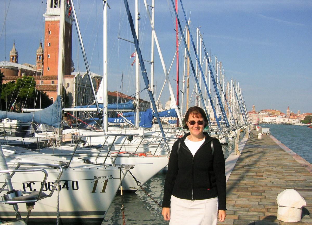 Venetsia 2004 Meriharakka-blogi 14 vuotta