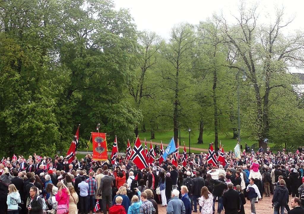 17. mai Oslo 2012