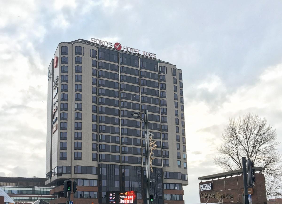 Hotelli Ilves Tampere Finnair hotellivoucher