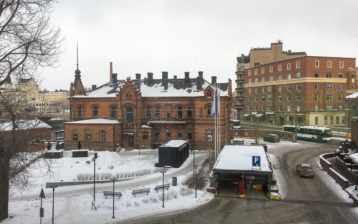 Hotelli Ilves Tampere