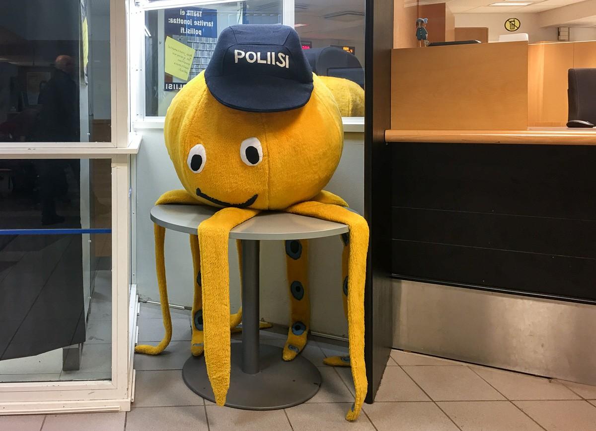 Kilon poliisi