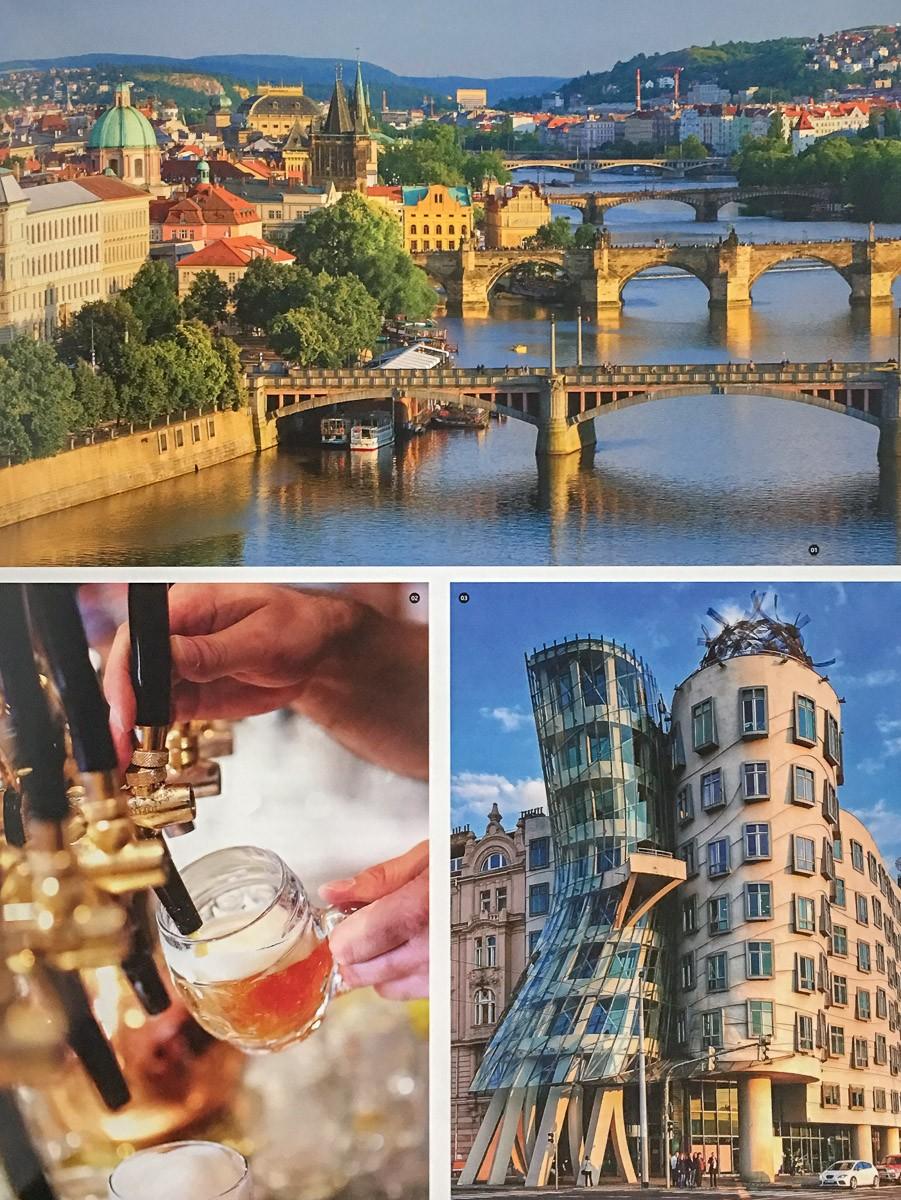 200+30 kaupunkia Praha