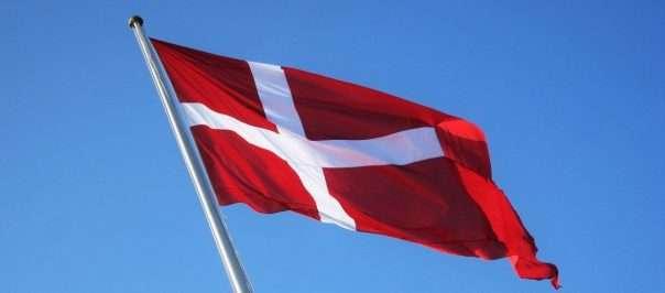 tanskan lippu