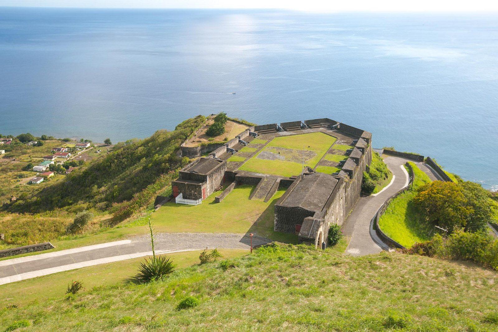 Brimstone St Kitts