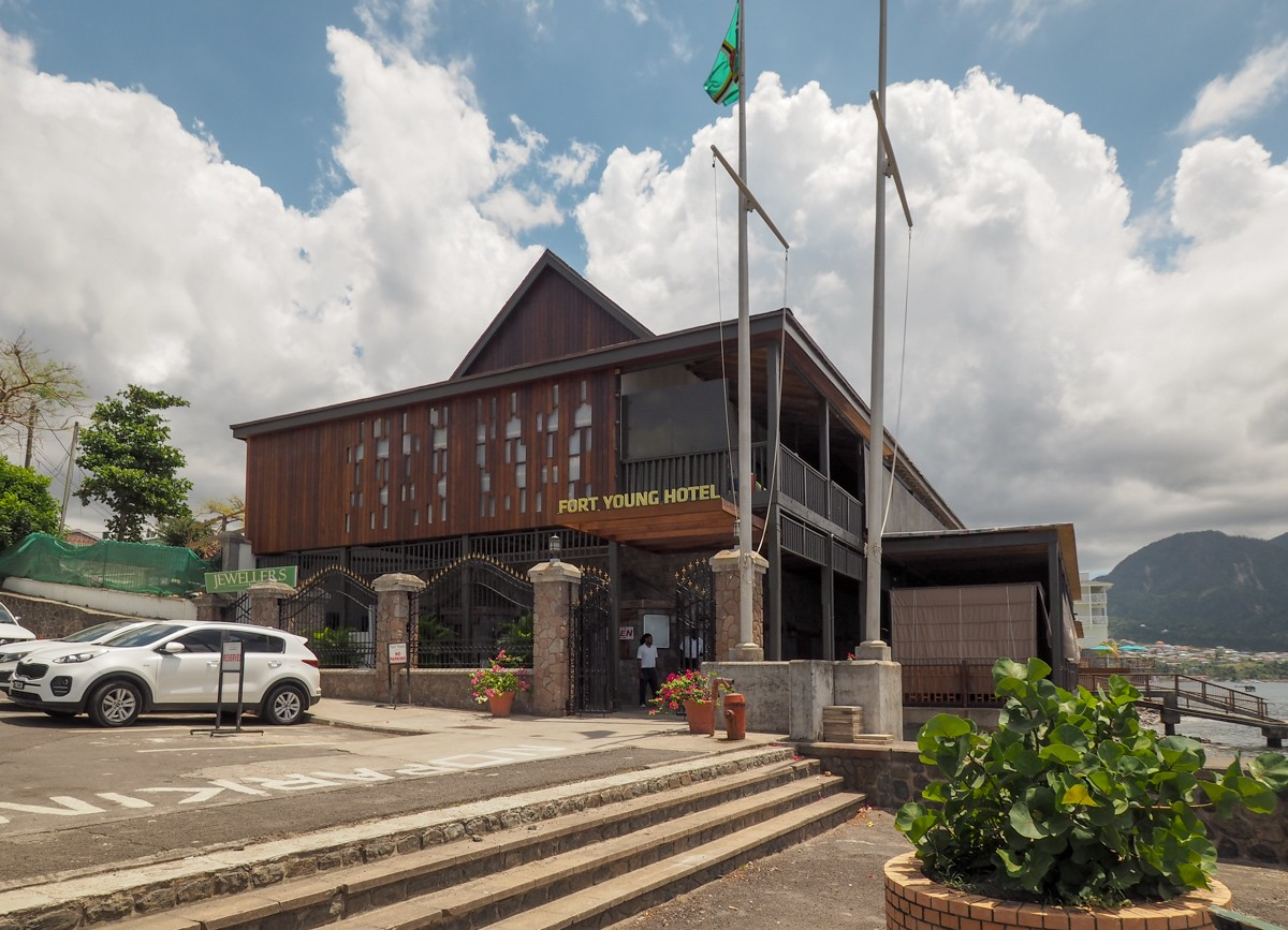 Fort Young Dominica
