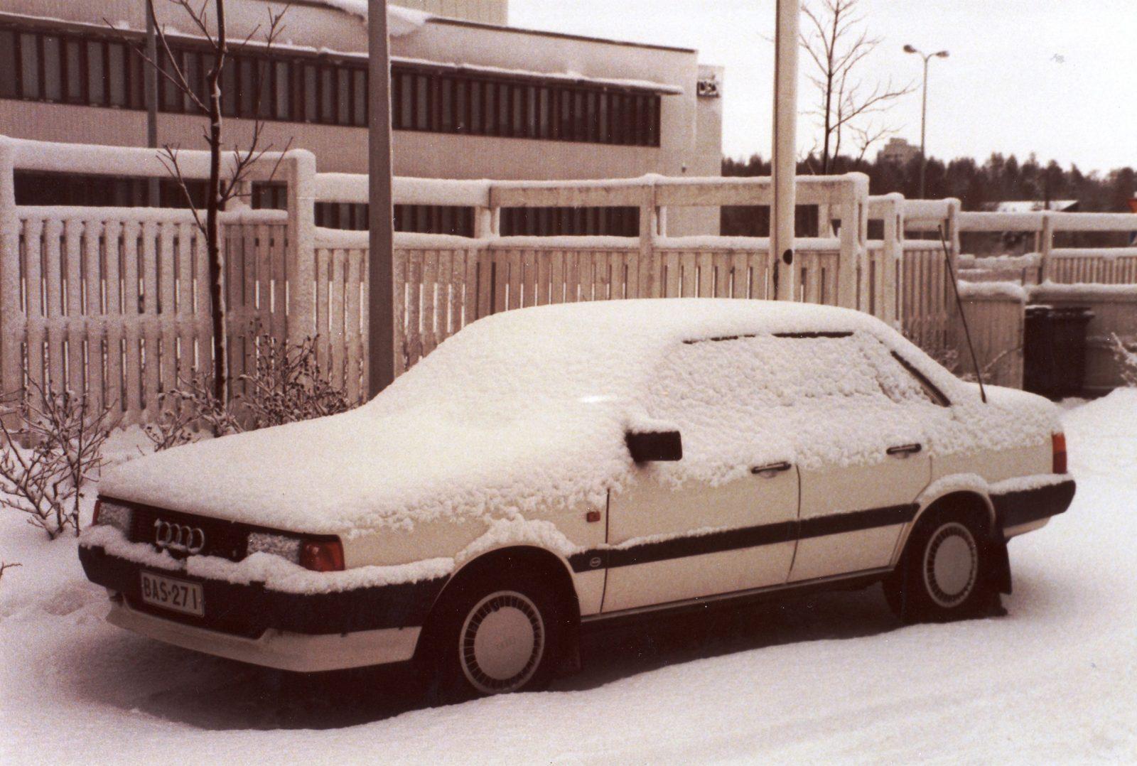 Audi 1987