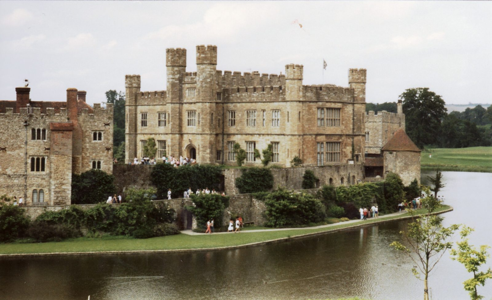 Leeds Castle 1991
