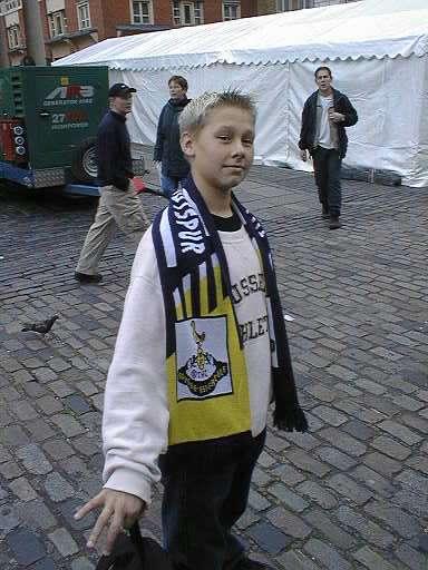 Jussi Lontoo 2000