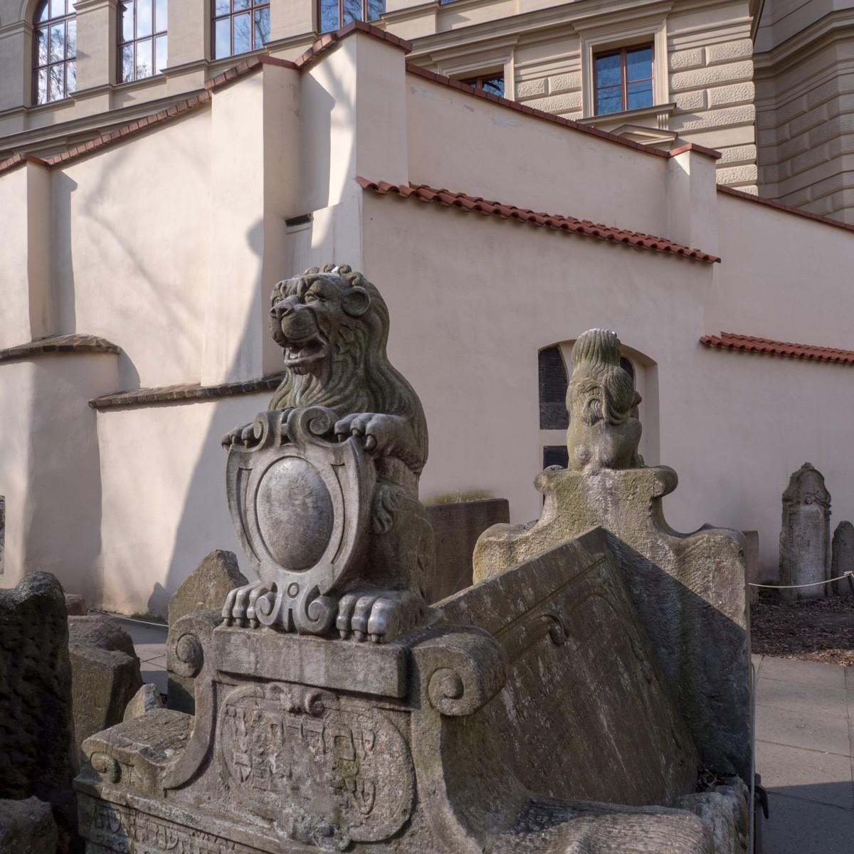 Praha 2018 Josefov