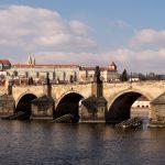 Praha vuonna 2018