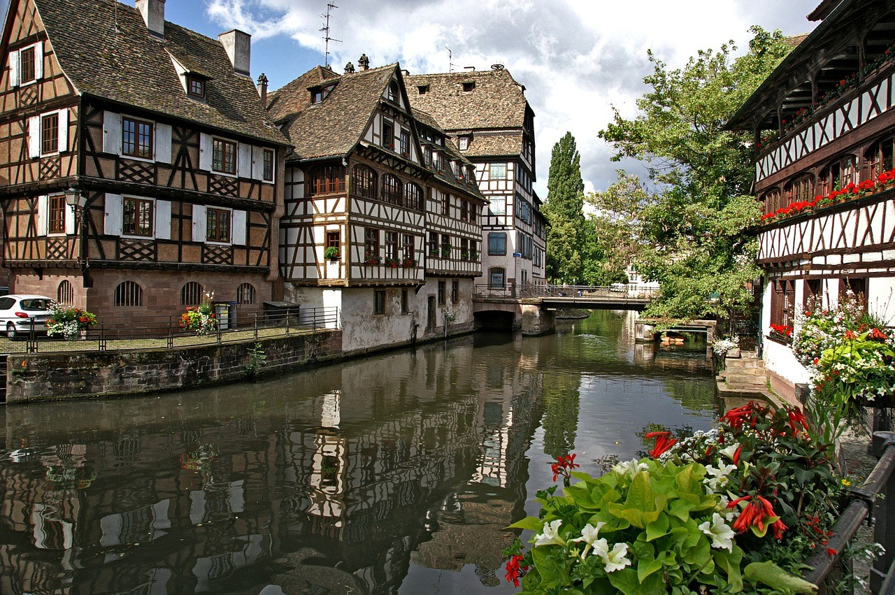 Strasbourg (Kuva: Pixabay)