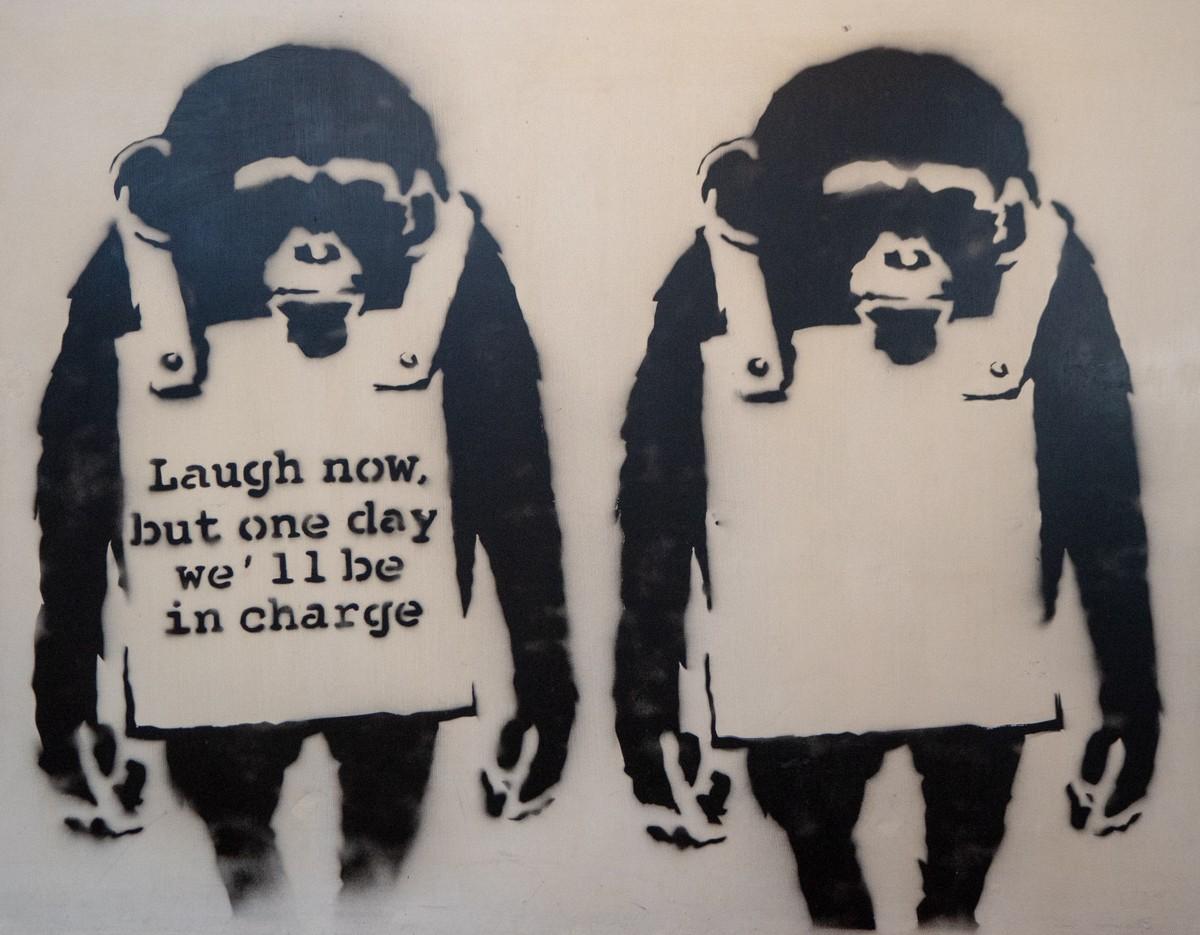 Banksy Moco Amsterdam