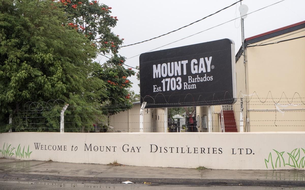 Barbados Mount Gay