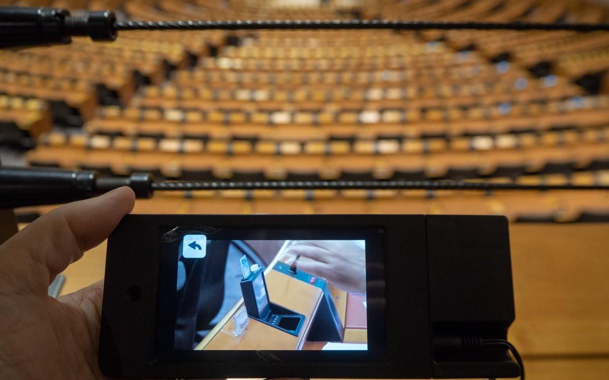 Euroopan parlamentti Bryssel