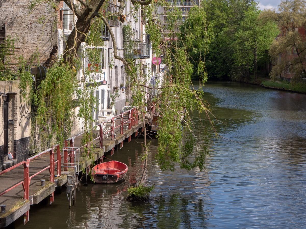 Kevättä Gentissä