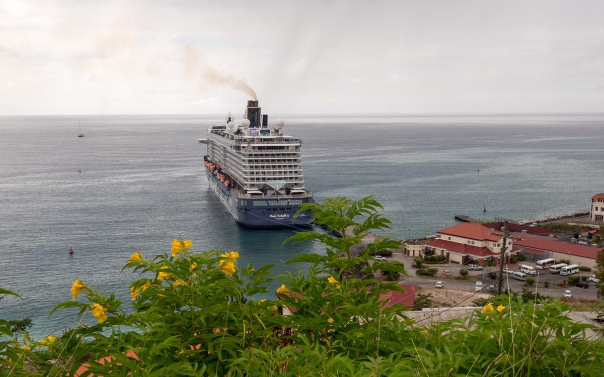 Grenada St George's Mein Schiff 3