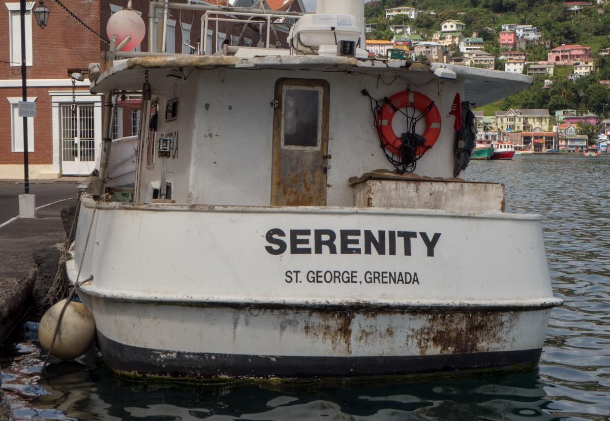 Greanda St George's