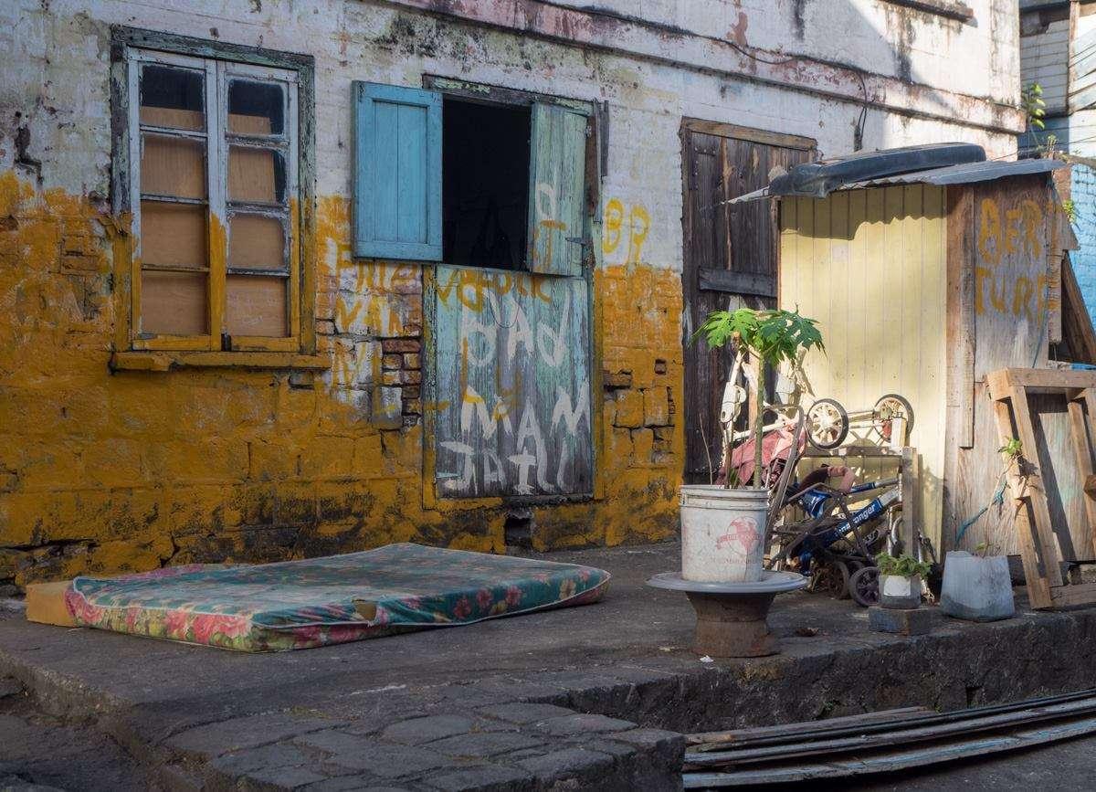 Saint Vincent kaupunki Karibian saarikierros