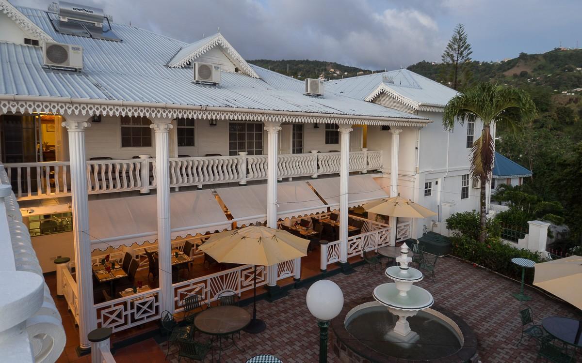 Saint Vincent Grenadine House