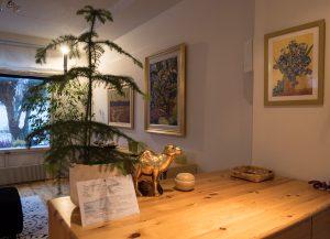 Joulutunnelmaa Arkikuvia
